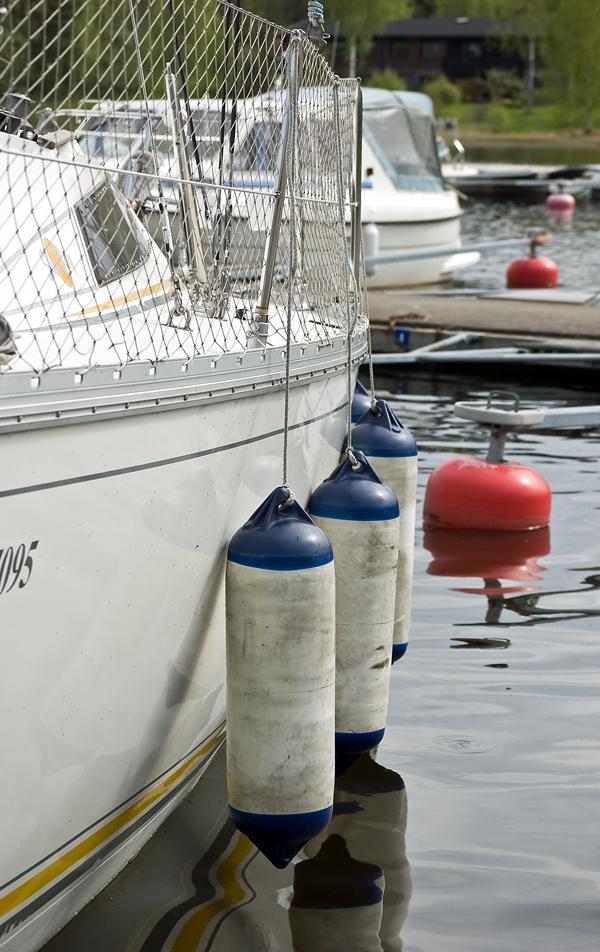 veneen kylki