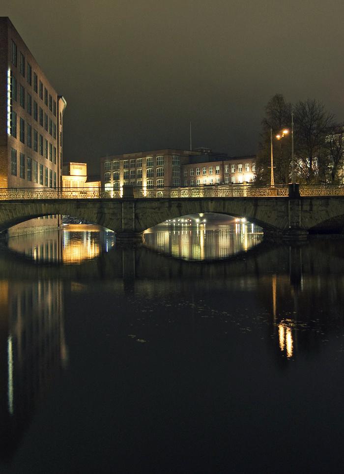 aja hiljaa sillalla