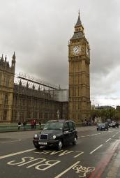 Big Ben ja taksit