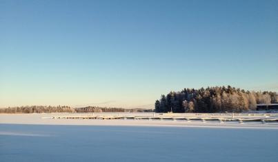 sinivalkoinen Suomi