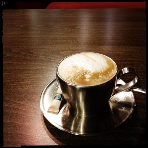 cappuccino – rakkaus