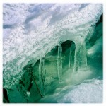 Lumi on vaan jäätynyttä vettä.