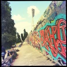 muuria Mauerparkissa